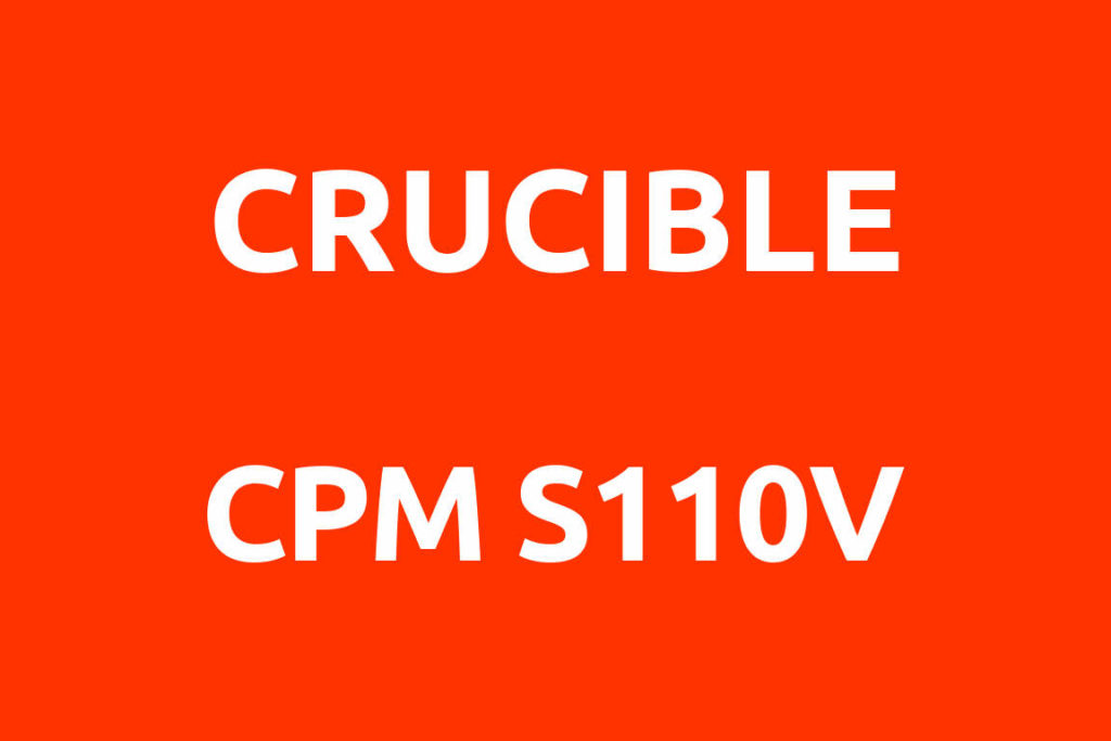 CRUCIBLE-CPM-S110V-Datenblatt
